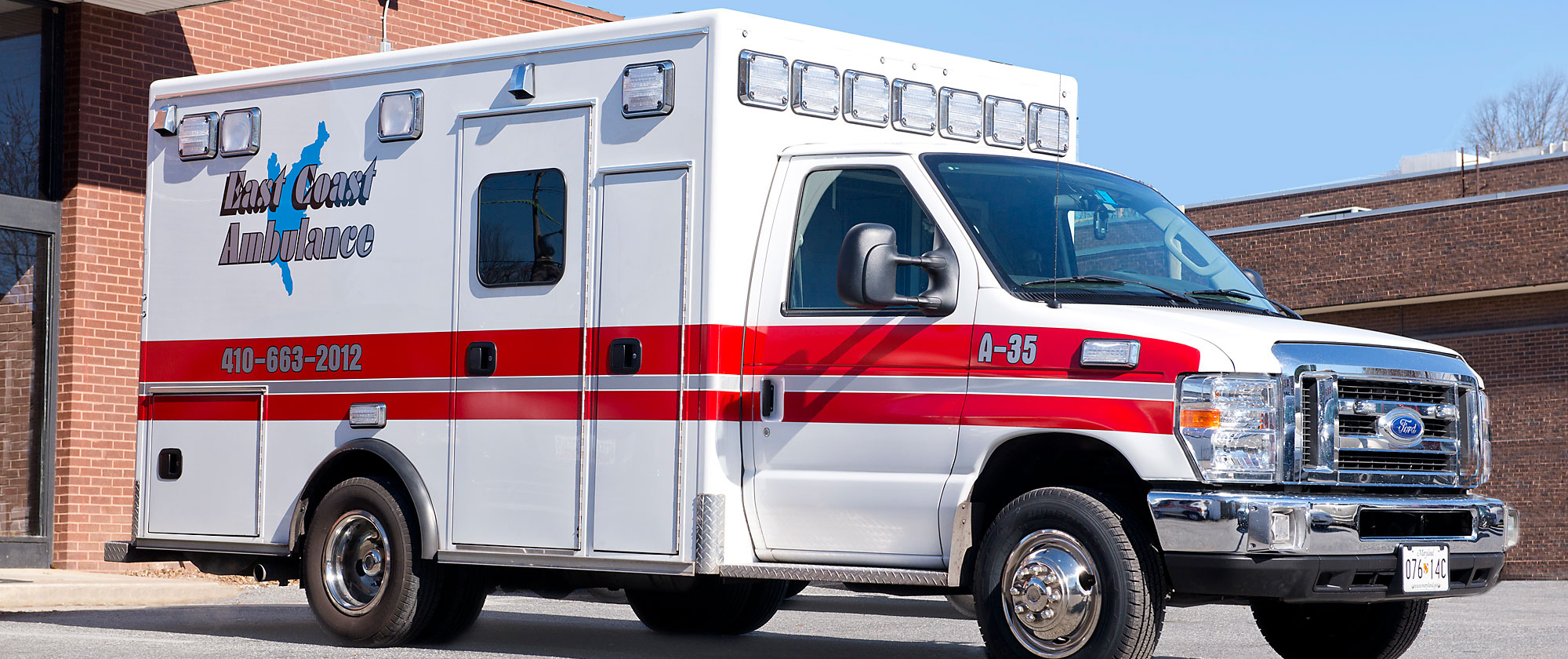 Ambulance Images ambulance services in maryland & delaware | east coast ambulance